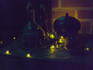 Infernal potions, from Halloween 2009 at Hemlock Hall